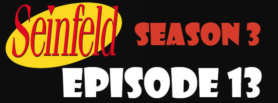 Seinfeld Season 3 Episode 13 TV Series