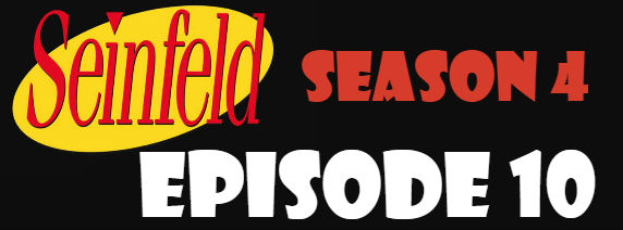 Seinfeld Season 4 Episode 10 TV Series